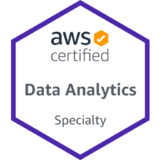 ipsense-aws-certified-data-analytics-specialty